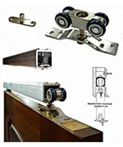 Раздвижные механизмы для деревянных дверей